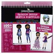 Fashion Angels Sketch Portfolio, Fashion Design