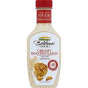 Bolthouse Farms Dressing, Yogurt, Creamy Roasted Garlic