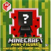 Mattel Mini-Figure, Minecraft, Melon Series