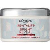 Revitalift® Bright Reveal Peel Pads