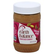 Earth Balance Peanut Butter, Cran Seed Crunch