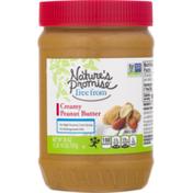 Nature's Promise Creamy Peanut Butter