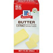 McCormick® Butter Extract With Other Natural Flavors
