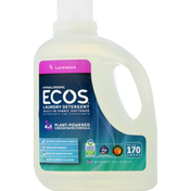 ECOS Laundry Detergent, Lavender