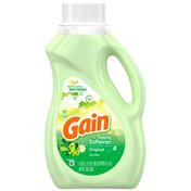 Gain with FreshLock Original Liquid Fabric Softener