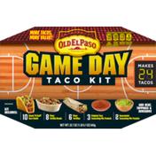 Old El Paso Game Day Taco Kit