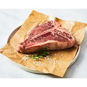 PLU 3128  Natural Beef USDA Choice Bone In Porterhouse Steak