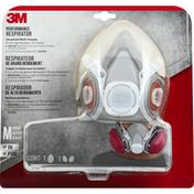 3M Respirator, Performance, Medium