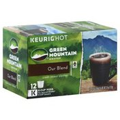 Green Mountain Coffee, Light Roast, Our Blend, K-Cup Pods
