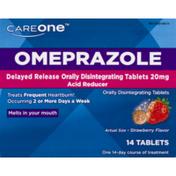 CareOne Omeprazole  Strawberry