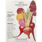 Botanical Interests Seeds, Beet, Gourmet Blend