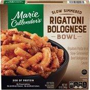 Marie Callender's Rigatoni Bolognese Bowl