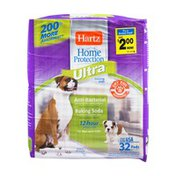 Hartz Home Protection Ultra Training Pads for Dogs and Puppies - 21x21