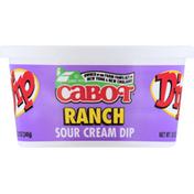 Cabot Sour Cream Dip, Ranch