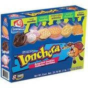 Gamesa Assorted Cookies 8 Packs Lonchera