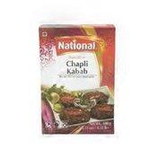 National Chapli Kabab