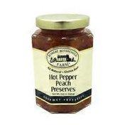 Robert Rothschild Farm Hot Pepper Peach Preserves