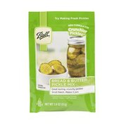 Ball Bread & Butter Pickle Mix