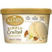 Kemps Simply Crafted Heavenly Vanilla Premium Ice Cream