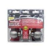 Master Lock Pack Ball Style Knob Entry Door Lock