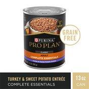 Purina Purina Pro Plan Natural Grain Free Adult Turkey & Sweet Potato Entree Classic Dog Food