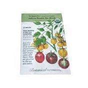 Botanical Interests Organic Bumble Bee Artisan Cherry Tomato Seeds
