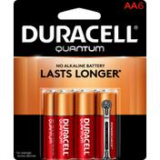 Duracell Battery, Alkaline, AA, 6 Pack