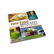Book Pub Co. Raw Food Made Easy For 1 Or 2 People Revised Edition Paperback