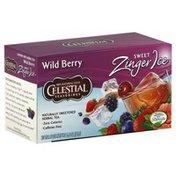 Celestial Seasonings Herbal Tea, Naturally Sweetened, Wild Berry