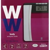 Ww Analysis Scale, Body