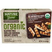 Nature Raised Farms Gluten Free Grilled Chicken Breast