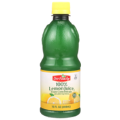 Our Family 100% Lemon Juice From Concentrate