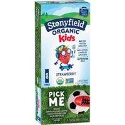 Stonyfield® Organic Kids Strawberry Lowfat Yogurt