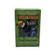 Common Sense Organic Green Yerba Mate Tea