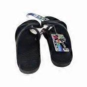 Telic Women's Z Strap Sandal - Black - 7