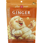 The Ginger People Ginger, Crystallized