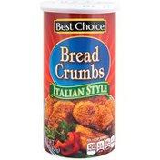 Best Choice Italian Style Bread Crumbs