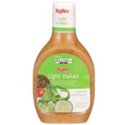 Hy-Vee Light Italian Reduced Fat Salad Dressing