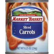 market basket Carrots, Sliced, Fancy