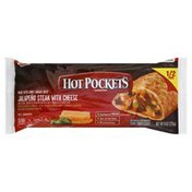 Hot Pockets Sandwiches, Jalapeno Steak with Cheese