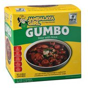 Jambalaya Girl Gumbo Base With Roux