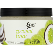 Etos Sugar Scrub Coconut Lime