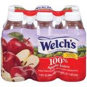 Welch's 100% Juice, Apple