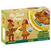 Hip Chick Farms Chicken Fingers, Organic
