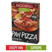 DiGiorno Supreme Crispy Pan Frozen Pizza