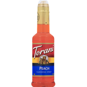 Torani Flavoring Syrup, Peach