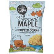 Culinary Tours Vermont Maple Puffed Corn