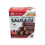 Worthington Sausage Links, Meatless