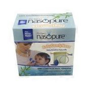 Nasopure Baby Comfy Nose Nasal Aspirator Kit