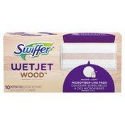 Swiffer Wetjet Wood Sweeping Cloth Refills